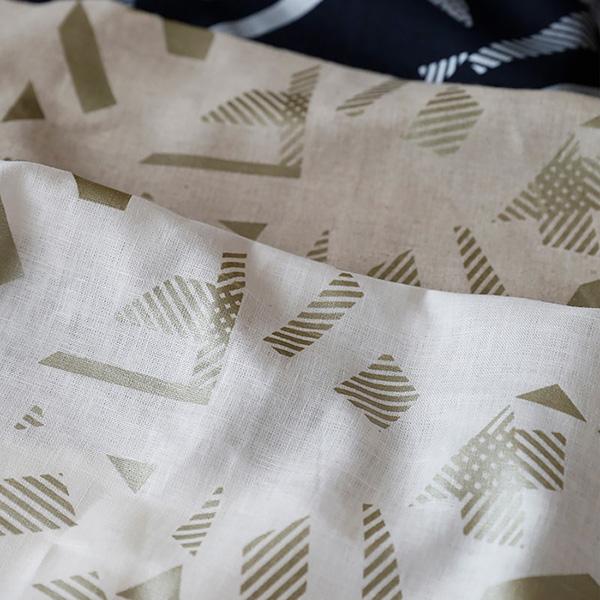 TSUMIKI textile Kokka Manami Sakurai