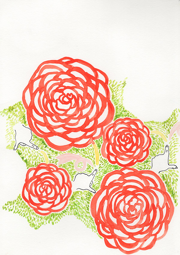 sketchbook Imagine Manami Sakurai