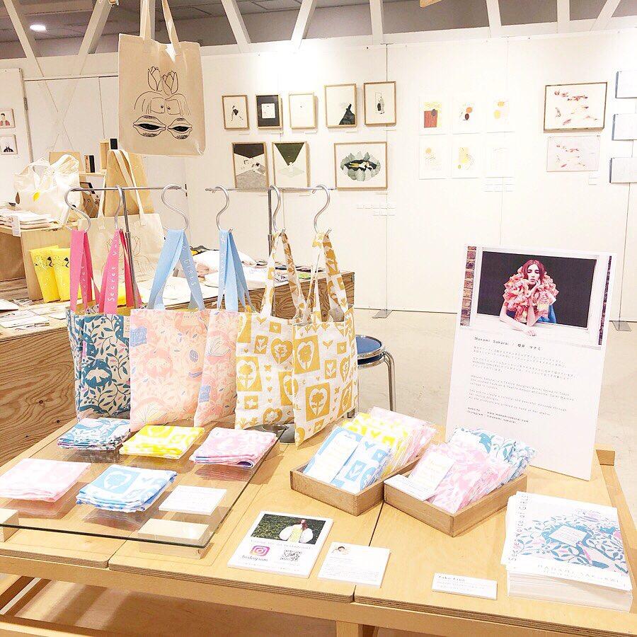 Manami Sakurai , Textile designer, shop, Japan, Osaka