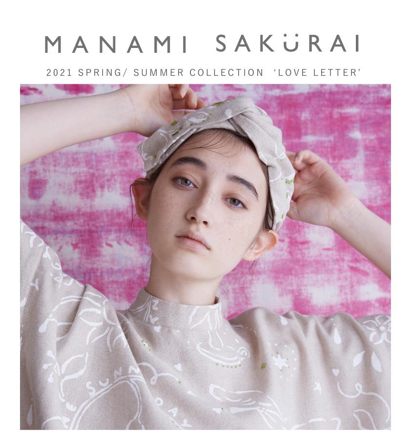 MANAMI SAKURAI, Textile, textile design, テキスタイル, テキスタイルデザイナー