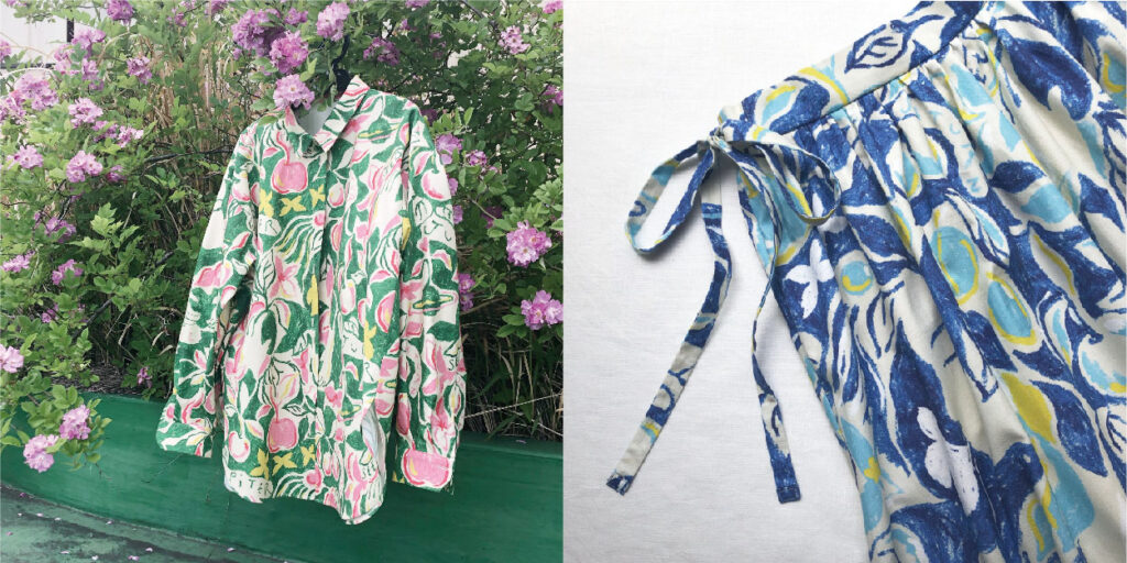 Manamisakurai, textile , テキスタイル、テキスタイルデザイン, 展示会